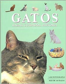 Gatos: razas, cuidados, historia: Amazon.es: Pollard, Michael: Libros