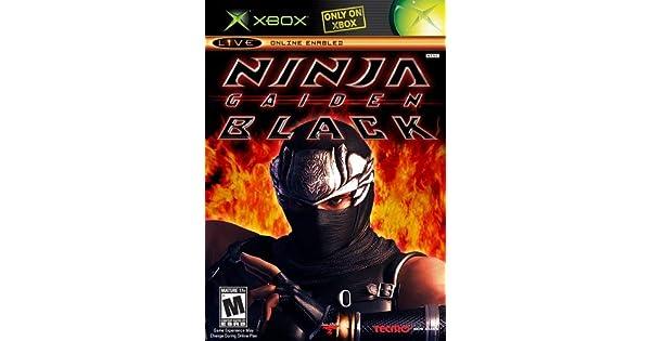 Amazon.com: Ninja Gaiden Black (Renewed): Video Games