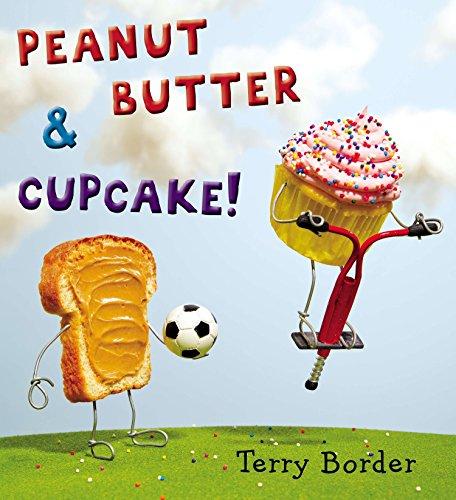 Peanut Butter & Cupcake - Day Cupcake