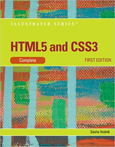 Html5 And Css3 Illustrated Complete 1st Edition Pdf