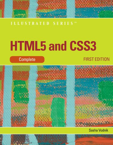Download HTML5 and CSS3, Illustrated Complete Pdf