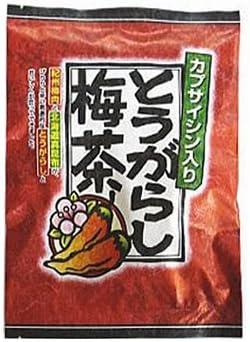 マン・ネンとうがらし梅茶2g×24包