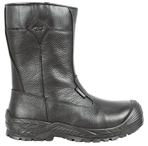 sécurité de Ci Noir S3 Hro SRC Freezer Wr de New Paire Chaussures 43 Taille Cofra q1p4wPH