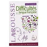 Larousse Dictionnaire des Difficultes de la Langue Francaise, Adolphe V. Thoams, 0785976760