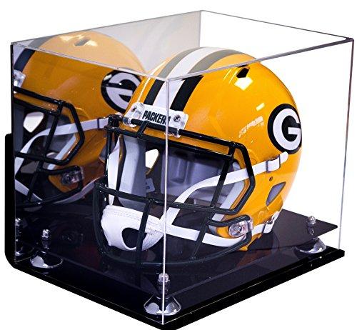 silver football helmet - 3