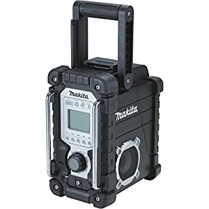Makita XRM03B 18-volt LXT Lithium-Ion Cordless FM/AM Job Site Radio with iPod Docking Station- Discontinued by Manufacturer