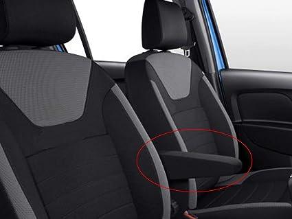 Coprisedili Anteriori SLK Versione 1996-2004 con Fori per i poggiatesta e bracciolo Laterale compatibili con sedili con airbag