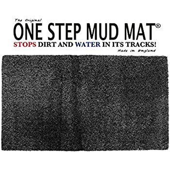 Amazon Com One Step Mud Mat Original Made In England 19w