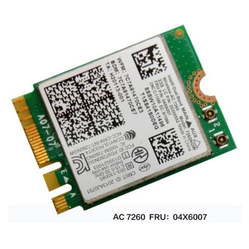 Intel Wireless AC Bluetooth omebook 20200552 product image