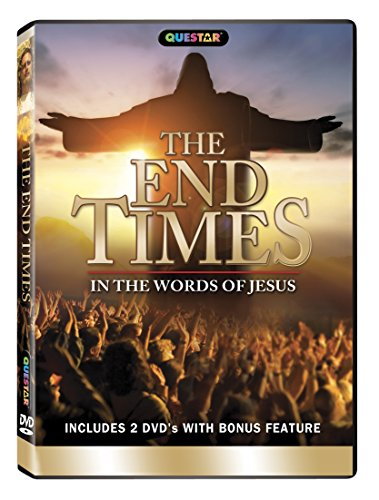 VHS : The End Times: in the Words of Jesus 2 pk.