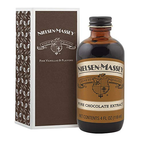 Nielsen-Massey Pure Chocolate Extract, with gift box, 4 ounces ()