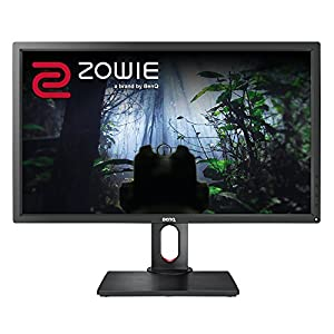 BenQ ZOWIE 27 inch Full HD Gaming Monitor - 1080p 1ms Response Time for Competitive eSports Gaming (w/Height Adjustment) (RL2755T)
