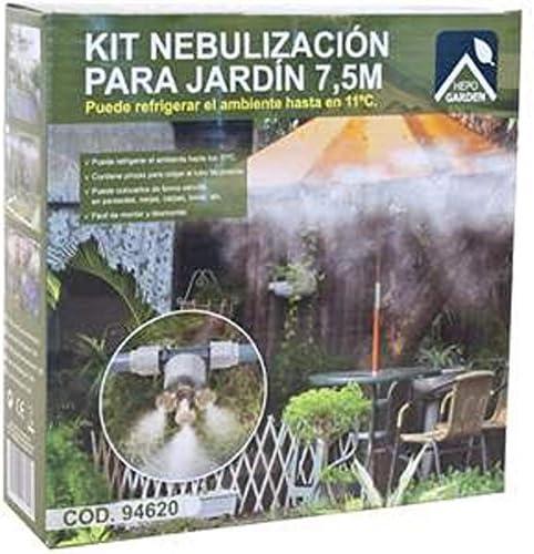 KIT NEBULIZACION JARDIN 7, 5M: Amazon.es: Jardín
