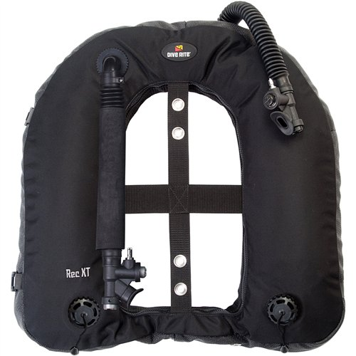 Rite Dive Wings - Dive Rite Rec XT Wing Dual Bladder