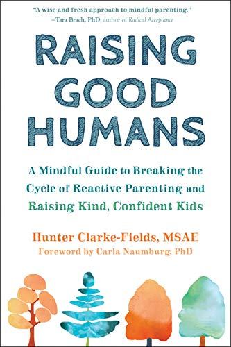 Raising Good Humans: A Mindful Guide to Breaking the Cycle of Reactive Parenting and Raising Kind, C