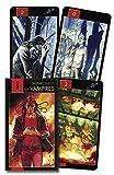 Gothic Tarot of Vampires (English and Spanish Edition)