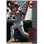 Baseball MLB 1999 Upper Deck Century Legends #69 Jose Canseco Athletics