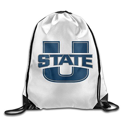 JOKEme Utah State Aggies University Logo Drawstring - Pack String Utah