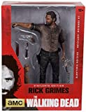 McFarlane Toys The Walking Dead TV 10' Rick Grimes Vigilante Edition Deluxe Figure