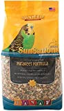 Sunseed SunSations Natural Parakeet Formula, 2.25 Pound Bag