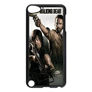 JamesBagg Phone case The Walking Dead series pattern case cover FOR Ipod Touch 5 TWD-WALKING1166