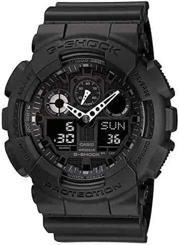 G-Shock Men's Big Combi Military Series Watch, Black, One Size