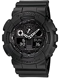 G-Shock Mens Big Combi Military Series Watch, Black, One Size