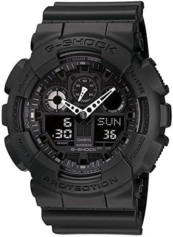 Casio Men's GA100-1A1 Black