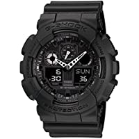Casio Men's GA100-1A1 Black