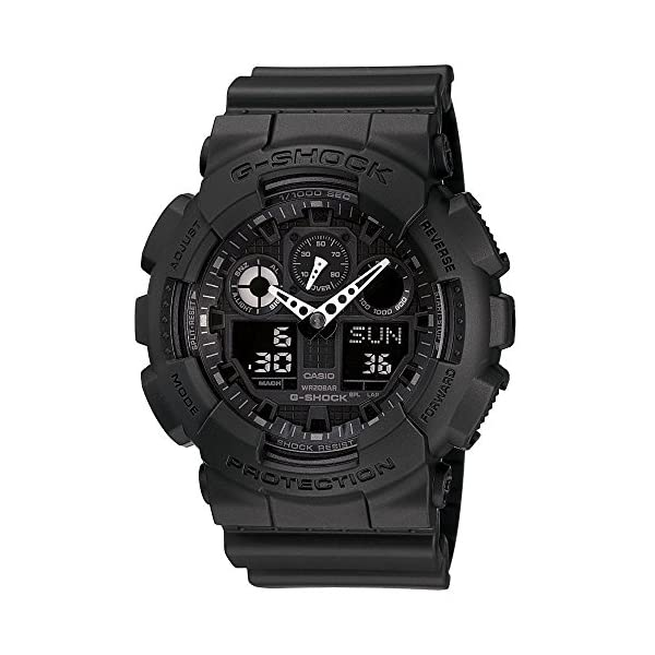 51N msw EfL. SS600  - Casio Watch (Model: GA100-1A1)