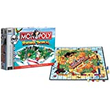 Monopoly Tropical Tycoon DVD Game by Hasbro: Amazon.es: Juguetes y juegos