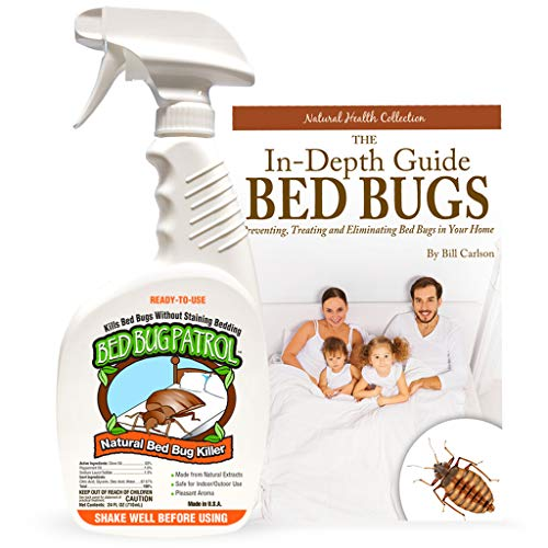 Bed Bug Patrol Bed
