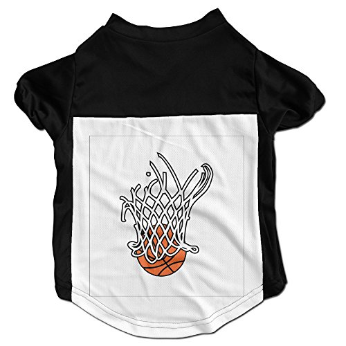 [Basketball In Net Dog Sweaters Pet Clothing Costumes] (Kmart Costumes For Babies)