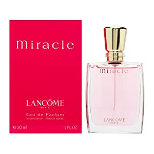 Lancome Miracle for Women Eau de Parfum, 3.4 Ounce