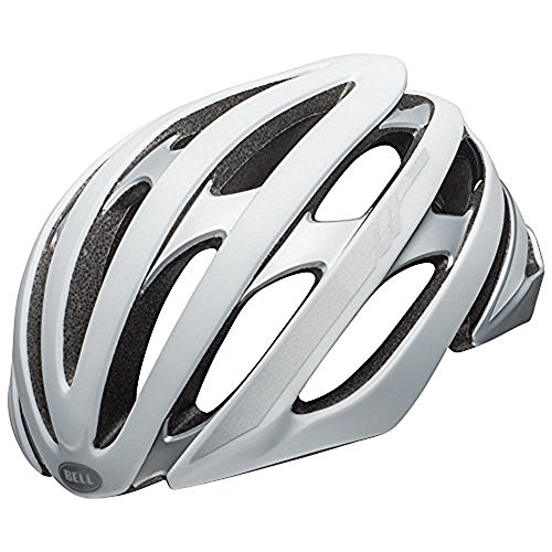 Bell Stratus MIPS Helmet Matte White/Silver Reflective, M