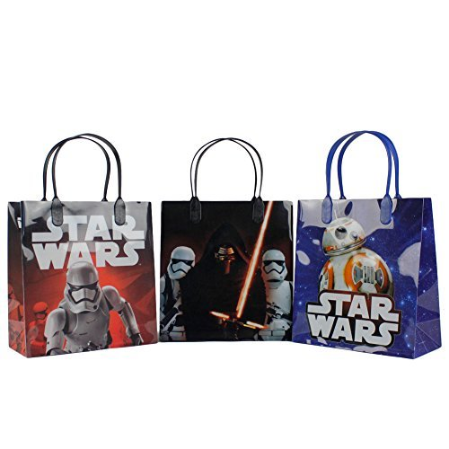 Star Wars The Force Awakens BB-8 Kylo Storm Trooper 12 Pcs Party Goodie Gift Bags - 8