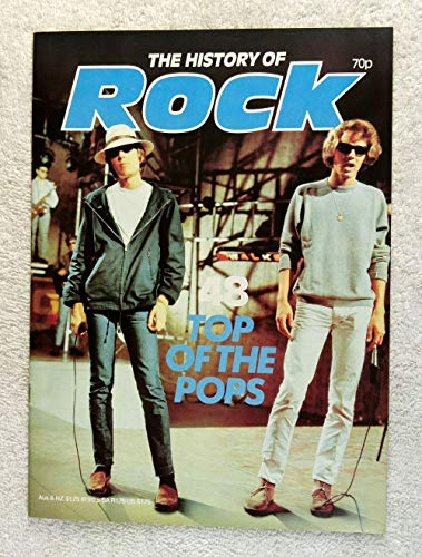 Scott Engel & John Maus - The Walker Brothers - Top of the Pops - The History of Rock Magazine #48 (1982) - Other Content: The Troggs, The Marmalade, Amen Corner, The Herd, Jonathan King - 20 Pages