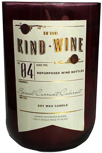 Decoware Richly Scented Kind Wine #04 Spiced Currant Cabernet 14.64 Oz. In Glass