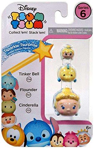 Tsum Tsparkle Tsurprise Flounder Cinderella