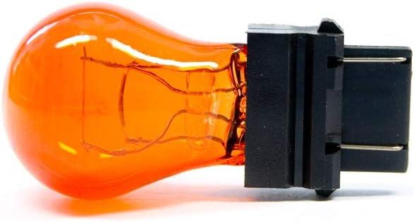 10 X W2 5x16q Auto Lampe Py27 7w 3157 Birne Pkw Gelb Orange 12v 3757a Auto