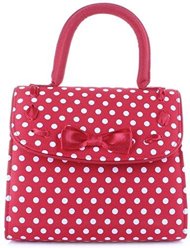 Shoo Ruby Ruby Shoo Red Spots Santiago BqE7wwnx1