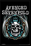 Trends International Wall Poster Avenged Sevenfold Holy Reaper, 22.375 x 34