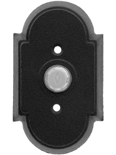 Emtek Flat Black Steel Hardware - 8