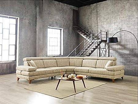 Sofá Dreams Funcional Esquina Couch Erfurt L Forma con ...