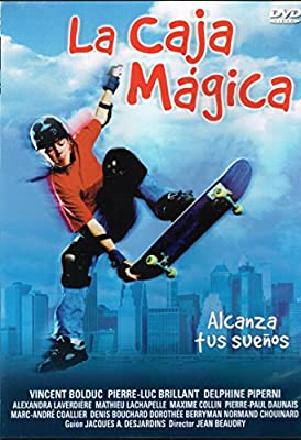 LA CAJA MAGICA DVD: Amazon.es: Cine y Series TV