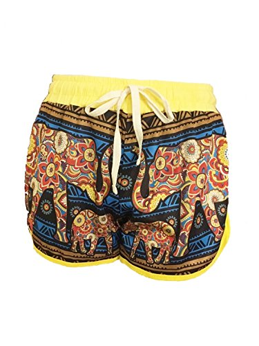 Alek...Shop Elephant Shorts For Sexy Women Hot Pants Summer Casual Beach & - Hours Shops Of Grand River