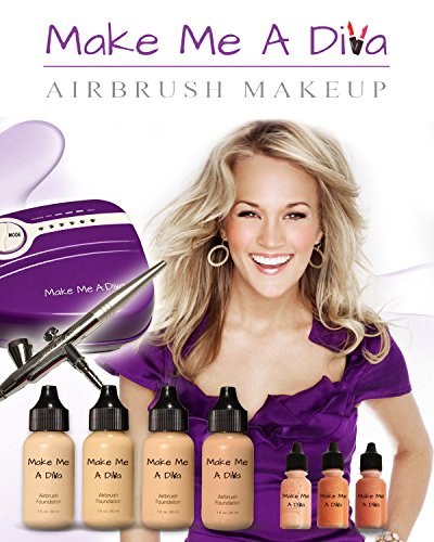 Make Me A Diva Starter Airbrush Kit