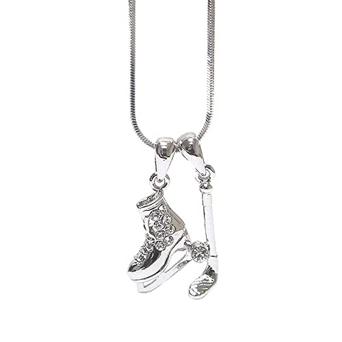 Amazon.com: Lola Bella Regalos vidrio Collar con Colgante de ...