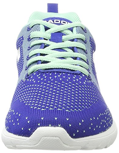 W Running Ultramarino Light X Run Azul Mujer Zapatillas Ottico Diadora para de Bianco EYtfqxawv