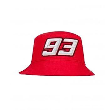 Marc Marquez 2018 Honda MotoGP 93 Kids Pecatore Sun Hat Childrens One Size   Amazon.co.uk  Sports   Outdoors 16d604dc524